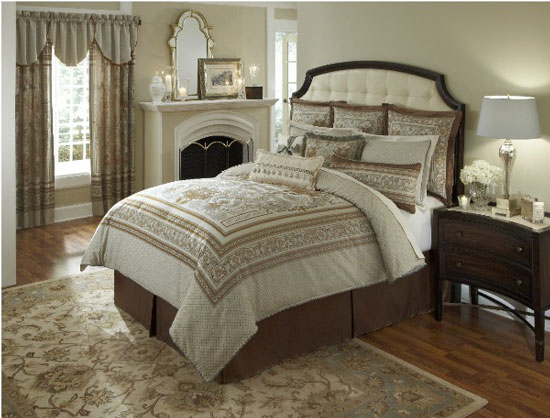 Anthem counties heirloom bedding