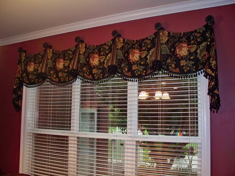Anthem Custom Valances
