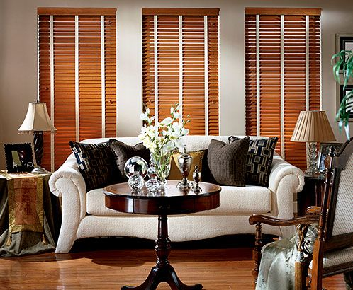 Anthem Wood Blinds